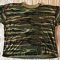 "BUSH - ""Bush Army camouflage"" shirt / Size: M"