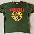"Soundgarden - TShirt or Longsleeve - Soundgarden - ""Badmotorfinger"" 2010 reunion shirt / Size: L"