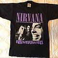 "Nirvana - TShirt or Longsleeve - Nirvana - ""Nevermind"" shirt"