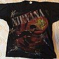 Nirvana - TShirt or Longsleeve - Nirvana - Album Bootleg shirt mid 90s