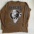 "Rykers; Ryker's - TShirt or Longsleeve - Ryker's - ""Brother against brother"" LS / Size: XL"