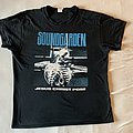 "Soundgarden - ""Jesus Christ Pose"" Shirt / Size: L"