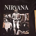 "Nirvana - TShirt or Longsleeve - Nirvana - ""Flipper"" shirt"