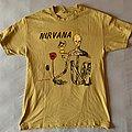 "Nirvana - ""Incesticide"" Shirt / Size: XL"