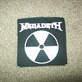 Patch - Megadeth Patch