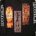 Meshuggah - TShirt or Longsleeve - Meshuggah