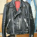 30 year old petroff style leatherjacket S / XS