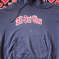All Out War Hoodie Hooded Top
