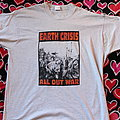Earth Crisis - TShirt or Longsleeve - Earth Crisis First Shirt (grey)