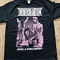 Desecration - TShirt or Longsleeve - Gore and perversion signed shirt