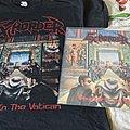 Exhorder - TShirt or Longsleeve - Exhorder slaughter in the vatican