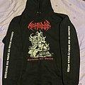 Abominator hoodie  Hooded Top
