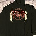 Cannibal corpse hoodie  Hooded Top