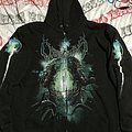 Obscura - Hooded Top - Obscura omnivium zipper