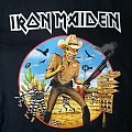 Iron Maiden - The Book Of Souls Tour 2017 TShirt or Longsleeve