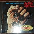 Alice Cooper - Rise Your Fist And Yell Tape / Vinyl / CD / Recording etc