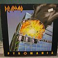 Def Leppard - Pyromania Tape / Vinyl / CD / Recording etc