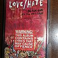 Love/Hate - Blackout In The Red Room Tape / Vinyl / CD / Recording etc