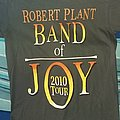 Robert Plant & The Band Of Joy - Usa Tour 2010 TShirt or Longsleeve