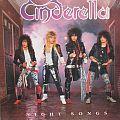 Cinderella - Night Songs Tape / Vinyl / CD / Recording etc