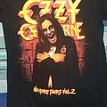 Ozzy Osbourne - No More Tours Vol.2 World Tour 2018 TShirt or Longsleeve