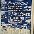 Reading Festival 1987 flier