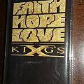 King's X - Faith, Hope & Love Tape / Vinyl / CD / Recording etc