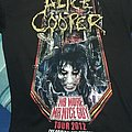 Alice Cooper - No More Mr. Nice Guy Tour - 2012 TShirt or Longsleeve