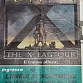 Iron Maiden - Other Collectable - Iron Maiden - The X Factor Tour 1994 - Modena/Italy
