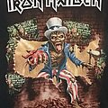 Iron Maiden - TShirt or Longsleeve - Iron Maiden - Book Of Souls USA Tour 2016