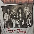Bonfire - TShirt or Longsleeve - Bonfire - Point Blank Europe Tour 1989/1990