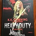 Judas Priest - Other Collectable - K.K. Downing - Heavy Duty / Days & Nights in Judas Priest