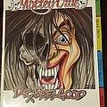 Mötley Crüe - Other Collectable - Motley Crue - Dr Feelgood 1989/1990 World  Tour Book