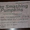 Smashing Pumpkins - Sacred And Profane Tour 2000 - Casalecchio/Bologna/Italy