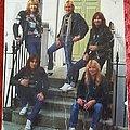 Iron Maiden postcard