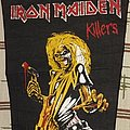 Iron Maiden - Patch - Iron Maiden - Killers -  patch