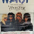W.A.S.P. - Other Collectable - Wasp - Welcome To The Electric Circus/UK Tour 1986
