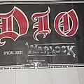Dio - Other Collectable - Dio - Dream Evil Tour 1987 - Padova/Italy