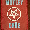 Motley Crue old patch