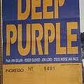 Deep Purple - Other Collectable - Deep Purple - Purpedicular Tour 1996 - Bologna/Italy