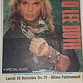 David Lee Roth - Other Collectable - David Lee Roth - Skyscraoer Tour 1988 - Milan/Italy