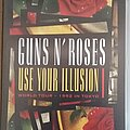 Guns N' Roses - Other Collectable - Guns N' Roses - Use Your Illusion Tour