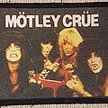 Mötley Crüe - Patch - Motley Crue - Patch