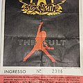 Aerosmith - Pump World Tour 1989 - Milan/Italy Other Collectable