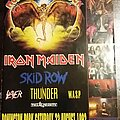 Iron Maiden - Other Collectable - Castle Donington Park Monsters Of Rock 1992 programme