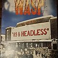 W.A.S.P. - Other Collectable - Wasp - The Headless Children European 1989 Tour Book