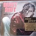 Quiet Riot - Metal Health - 2001 reissue with bonus tracks Tape / Vinyl / CD / Recording etc