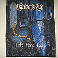 Patch - My New Entombed Left Hand Path Backpatch
