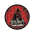 Dying Fetus - Patch - Dying Fetus - Reign Supreme woven patch