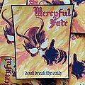Mercyful Fate - Patch - Mercyful Fate - Don't Break the Oath woven back patch
